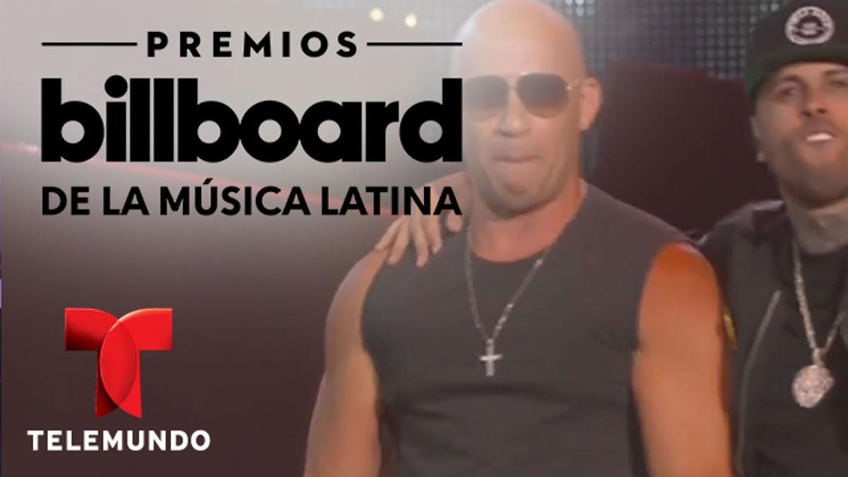 Nicky Jam y Vin Diesel - El Ganador