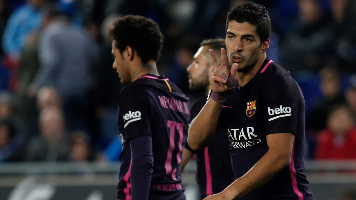 El resumen de la victoria del Barcelona al Espanyol.