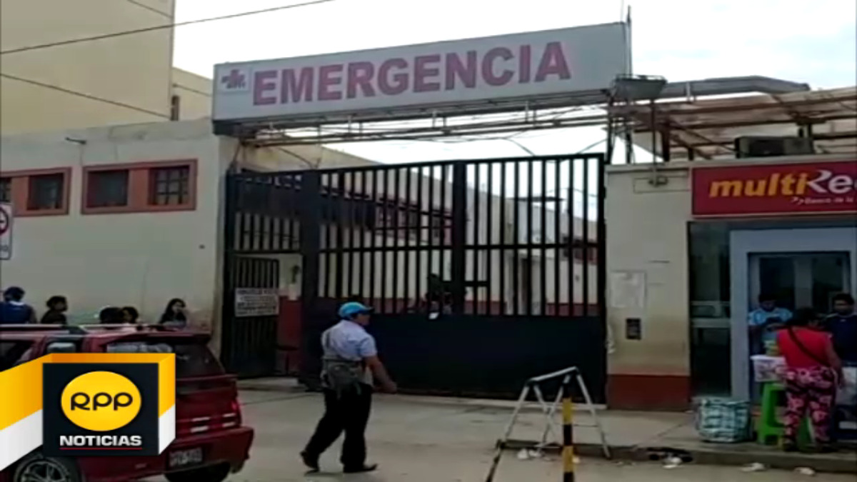 El sujeto fue ubicado en el Servicio de Ginecología, donde esperaba para escapar
