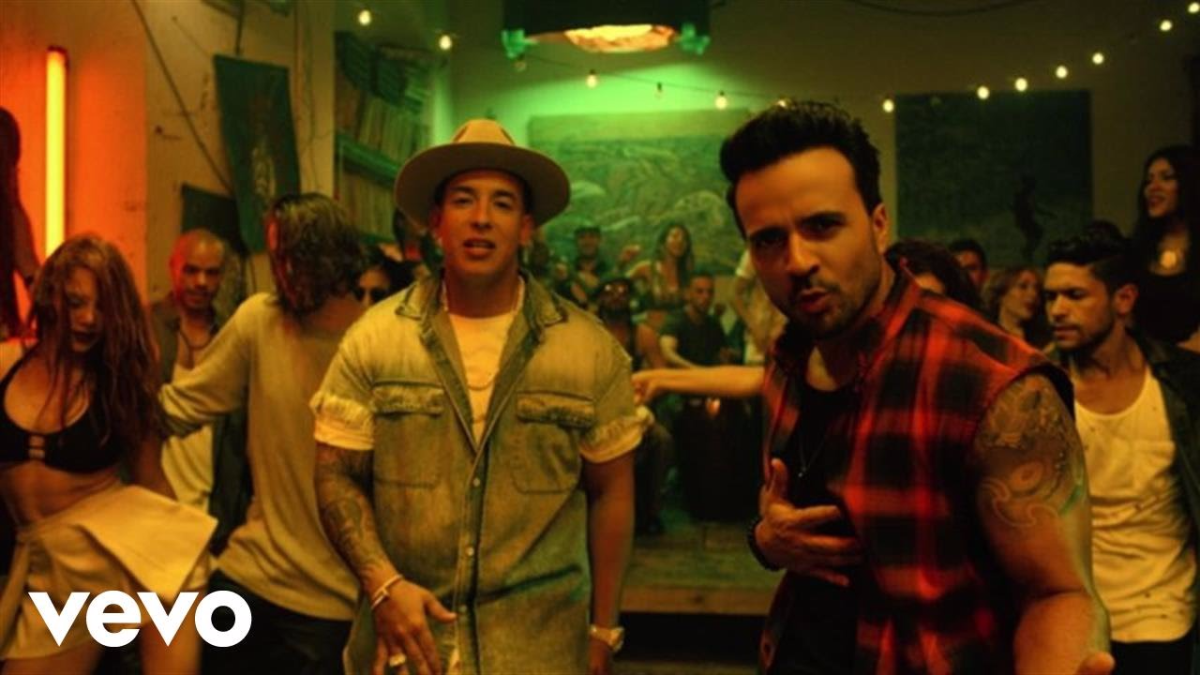 Despacito: Luis Fonsi ft. Daddy Yankee