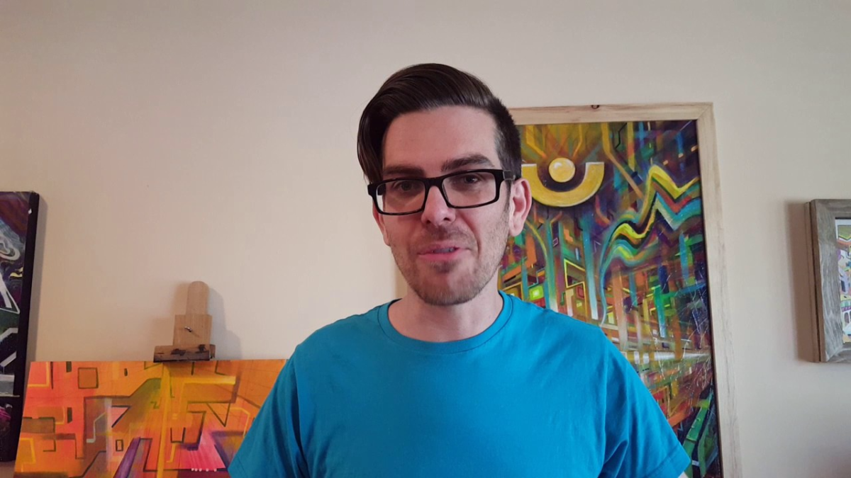 Nate  Siggard es el fundador de Skin Motion.