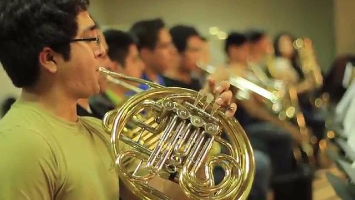Conoce de cerca a la Orquesta Sinfónica Nacional