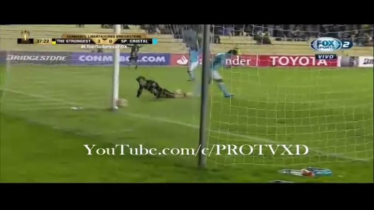Sporting Crista está colero en el grupo 2 de la Copa Libertadores con 2 puntos.