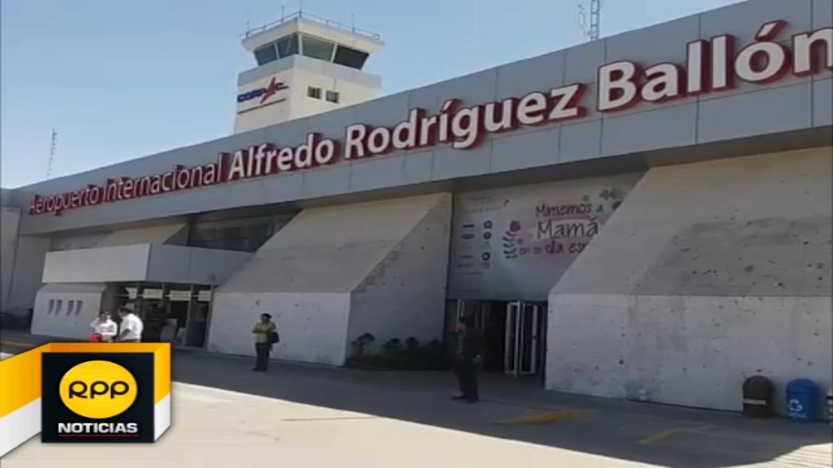 Estación aeroportuaria tiene cinco días para subsanar observaciones de lo contrario podría ser clausurado.
