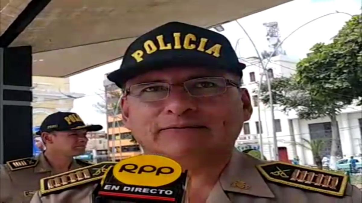 Jefe de la Región Policial de Lambayeque