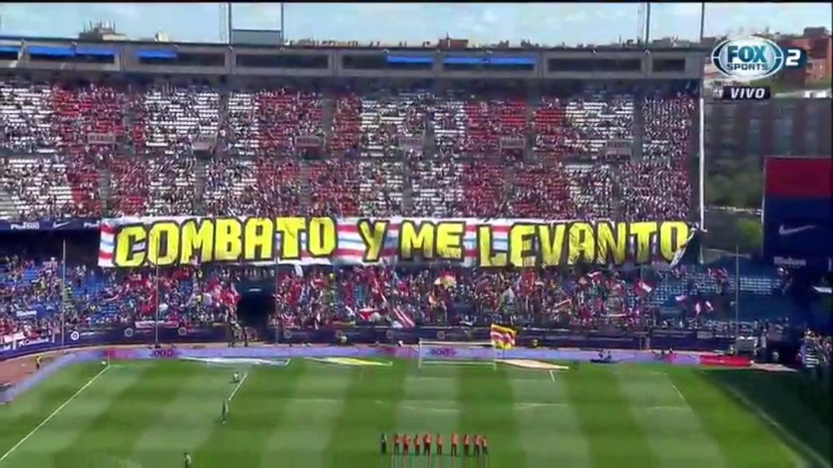 Atlético de Madrid consiguió clasificar a la Champions League tras el triunfo.