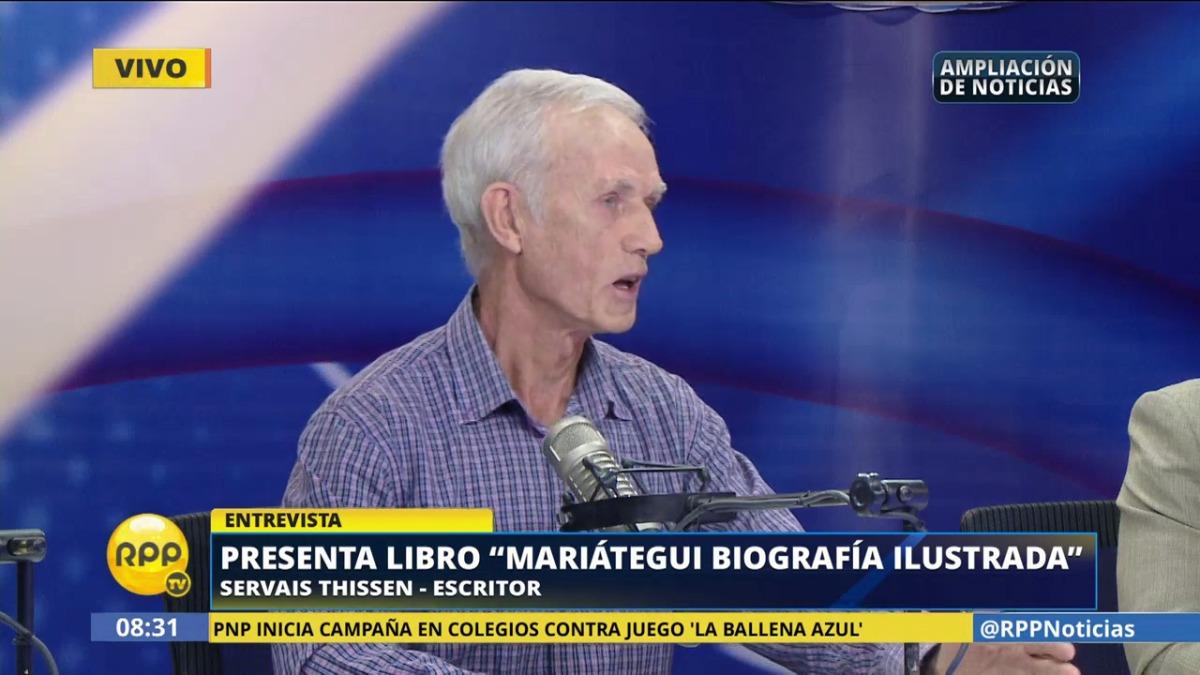 La biografía de Mariátegui incluye fotos inéditas del 'Amauta'. El proyecto se gestó a lo largo de 30 años.