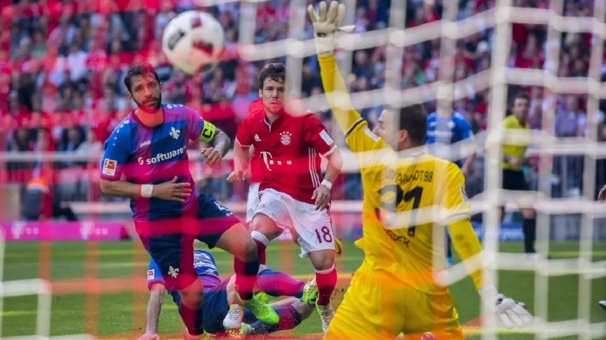 Juan Bernat anotó el 1-0 final a los 17' minutos del primer tiempo.