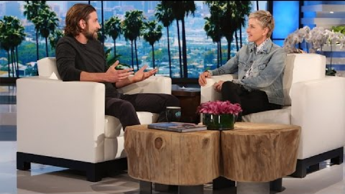 Bradley Cooper también se animó a hablar sobre Guardianes de la Galaxia