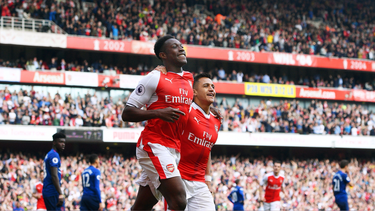 Arsenal sumó 19 victorias en la presente Premier League.