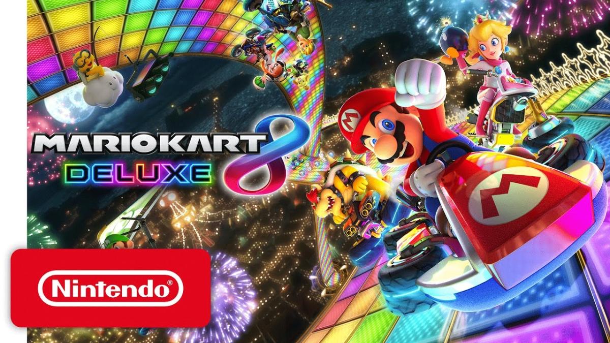 La reedición de Mario Kart 8 para Nintendo Switch ha sido bien recibida por los fanáticos.