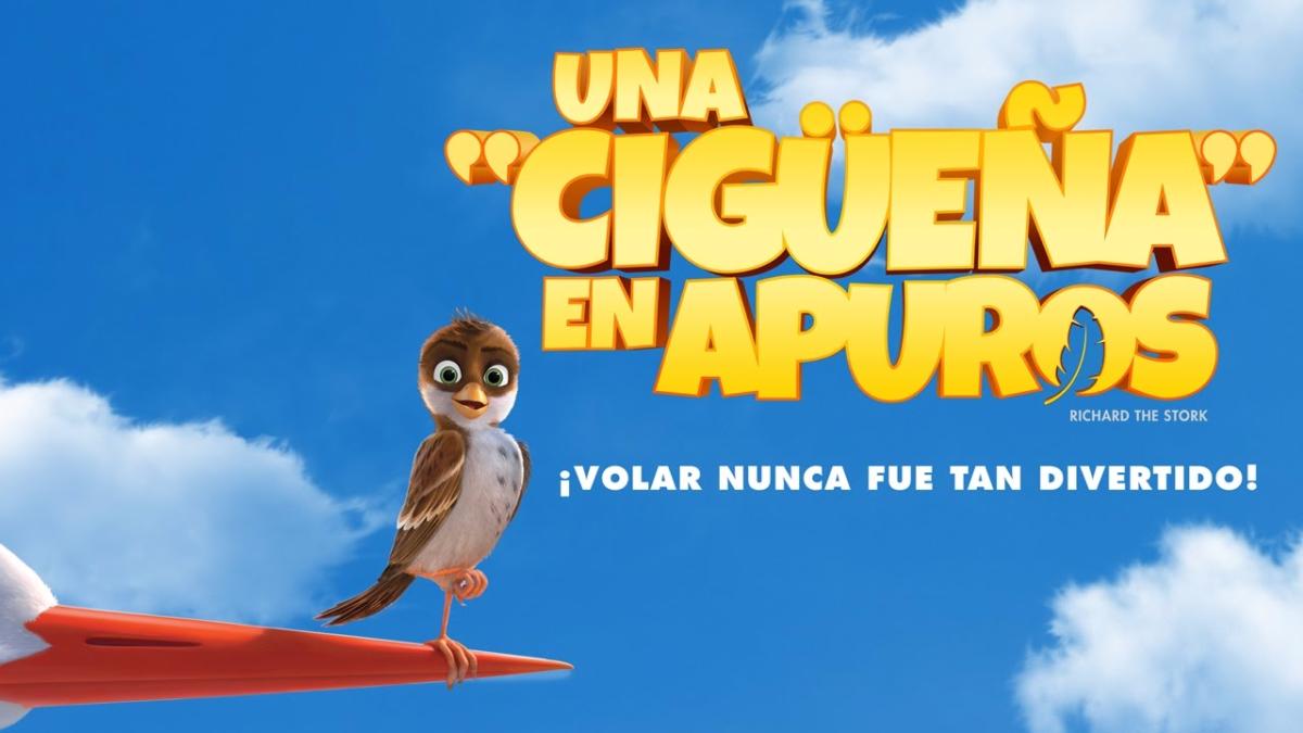 Una Cigüeña en Apuros | Tráiler oficial de la película