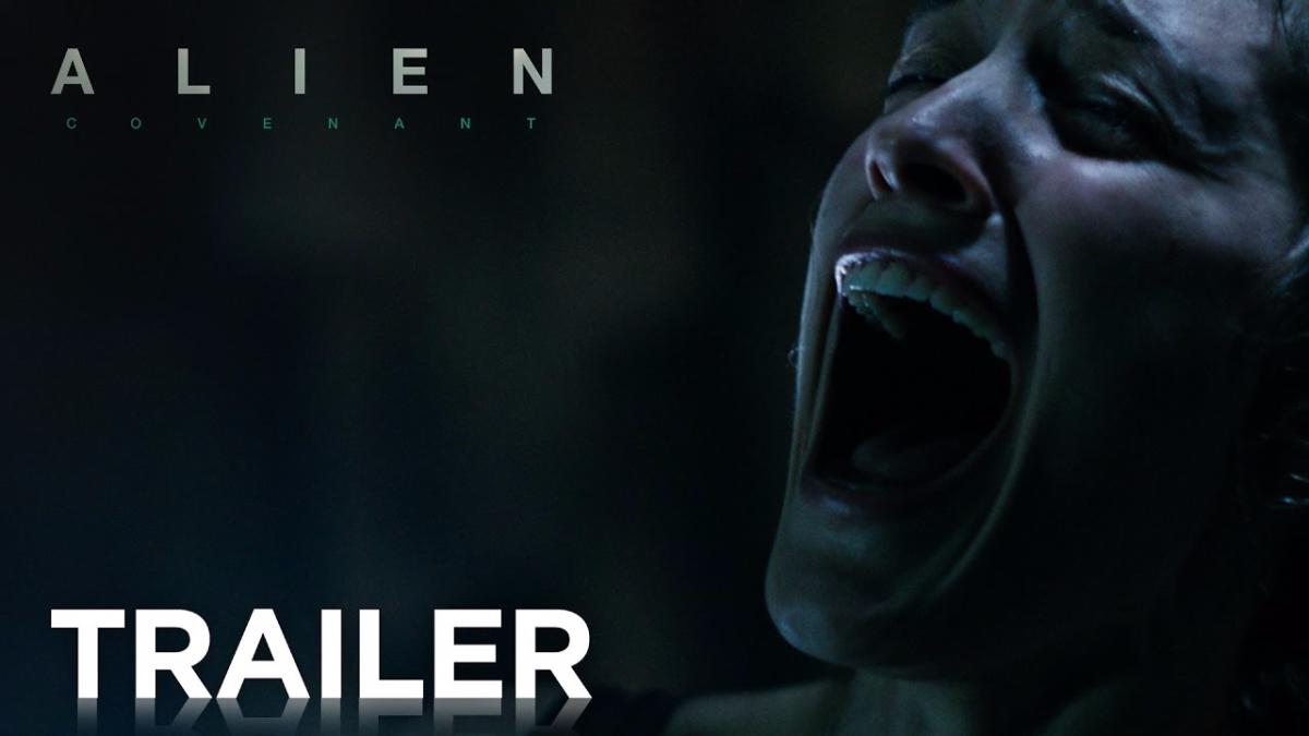 Alien: Covenant | Primer Trailer Oficial Subtitulado