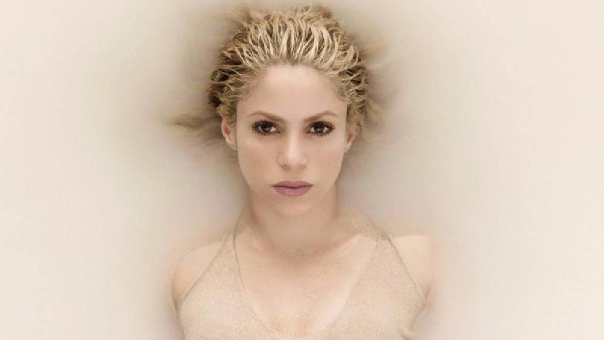 Shakira lanza su nuevo videoclip