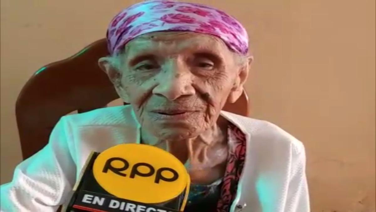 Entrevista a Juana Polo Ruíz en su casa de Ferreñafe.