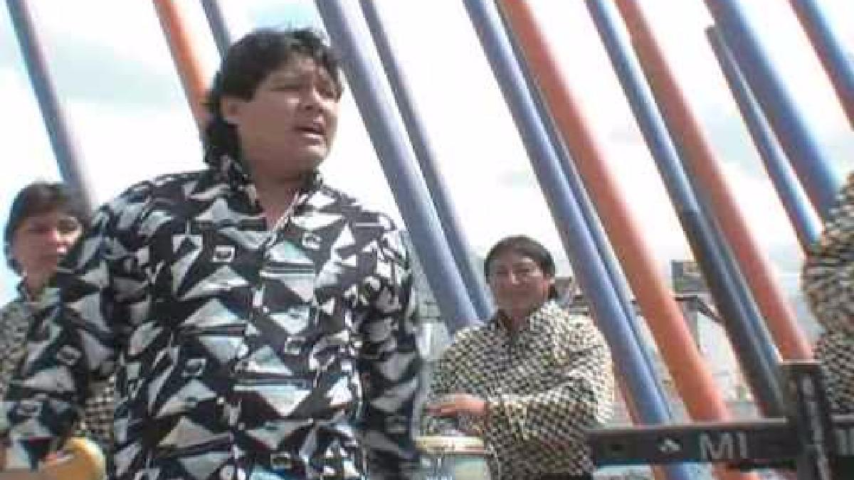 El baile de la cumbia- Grupo Néctar