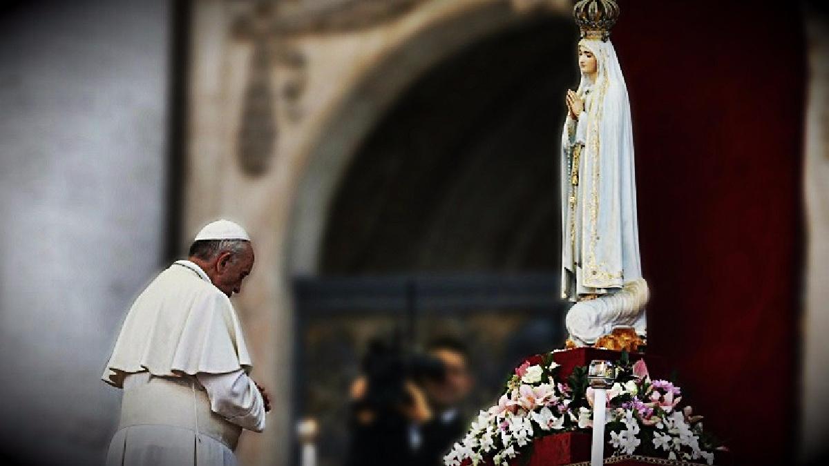 El papa celebrará la primera canonización en Portugal para conmemorar los 100 años de la aparición de la Virgen María
