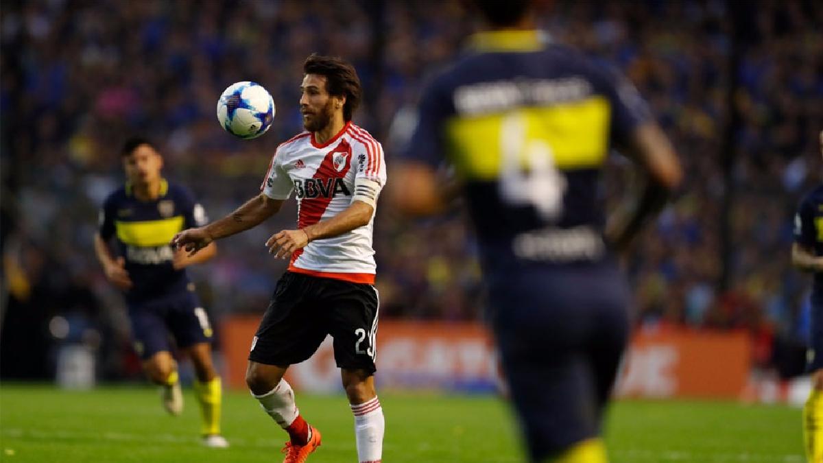River Plate se llevó el Superclásico de Argentina.