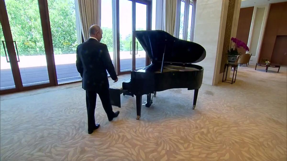 Además de su afición por el piano, Putin dedica sus ratos libres a diferentes actividades que van desde el estudio de la vida animal hasta la práctica de artes marciales.