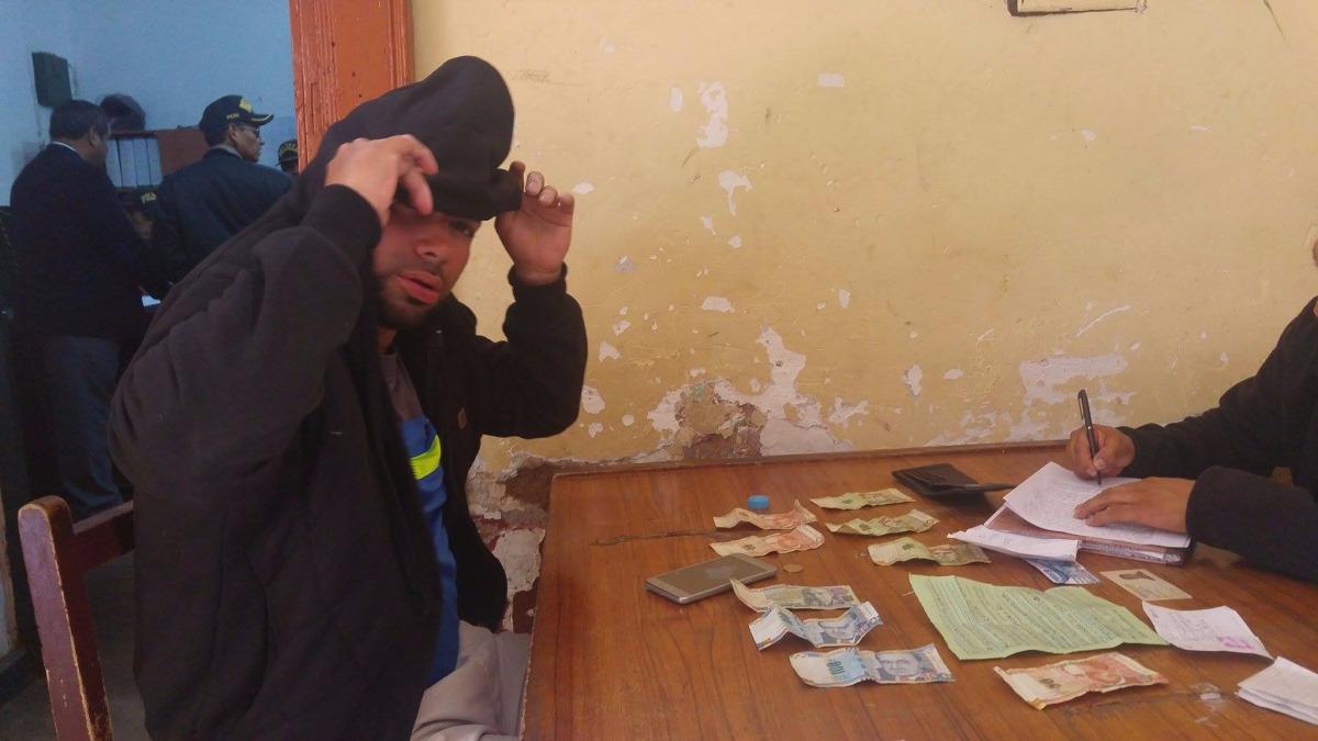 Turista incurrió en delito contra la calidad migratoria por ejercer como prestamista de dinero en Cusco.