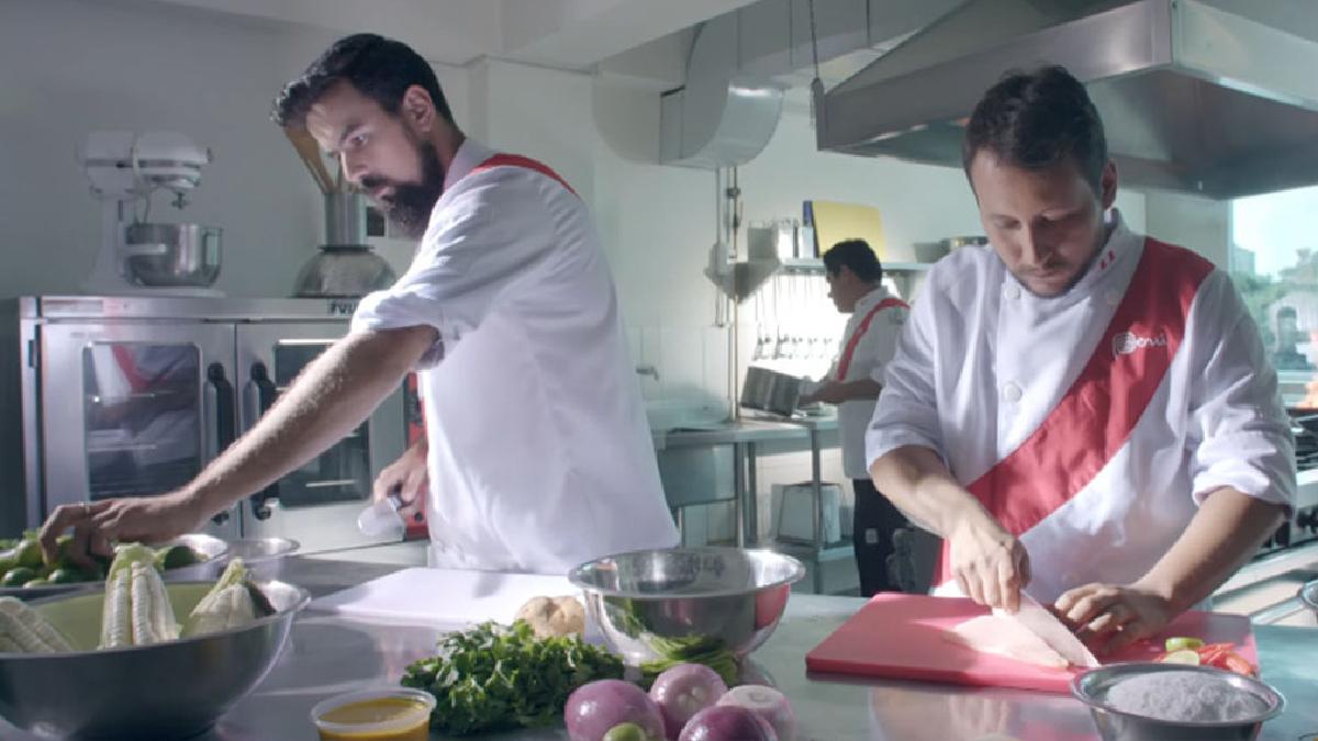 Marca Perú unión la pasión por el futbol con la gastronomía peruana en un divertido comercial.