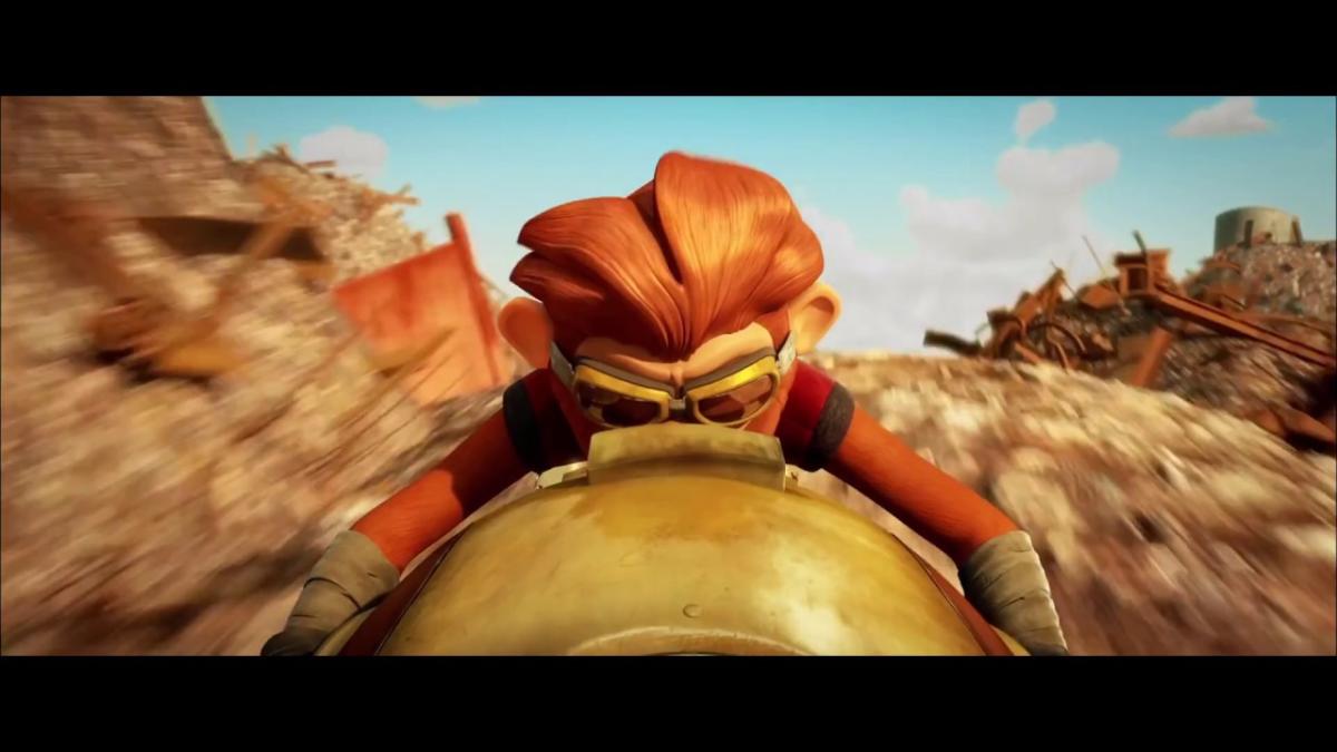 Spark: Un mono espacial - Trailer Doblado