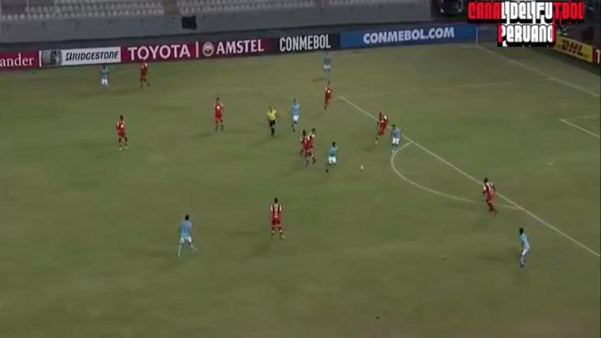 Sporting Cristal con 2 puntos no tiene ni la opción de ir a la Copa Sudamericana.