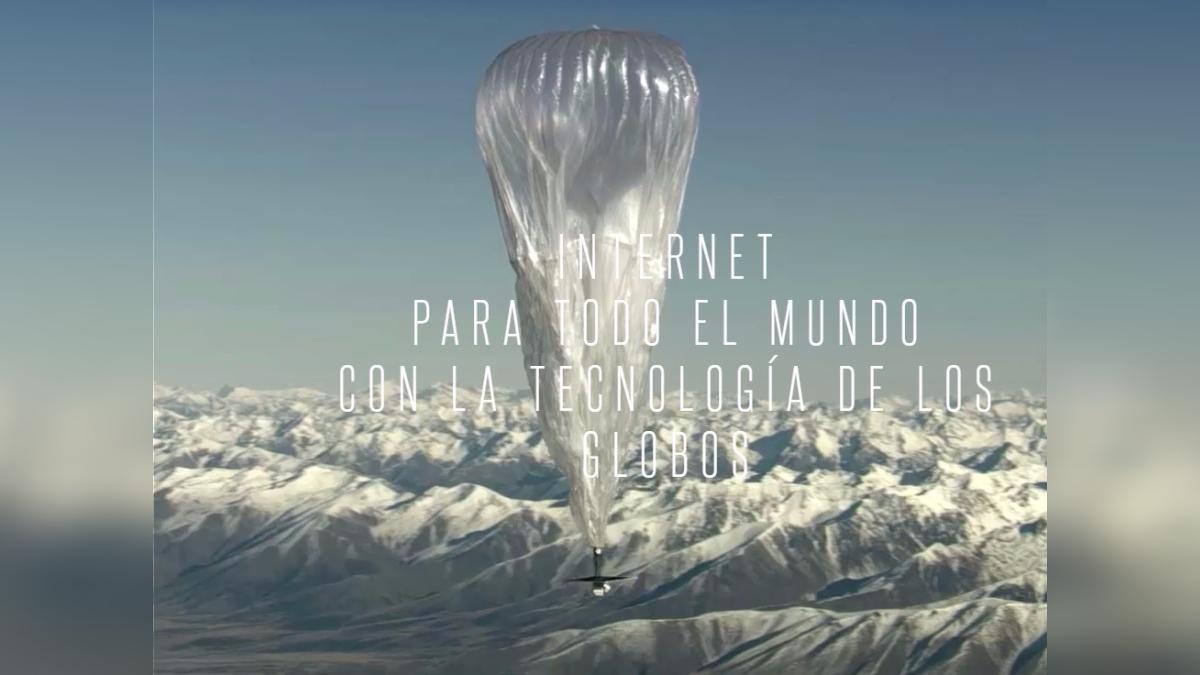 Mediante un software el Proyecto Loon puede enviar pequeños equipos de globos a donde la gente necesita servicio.