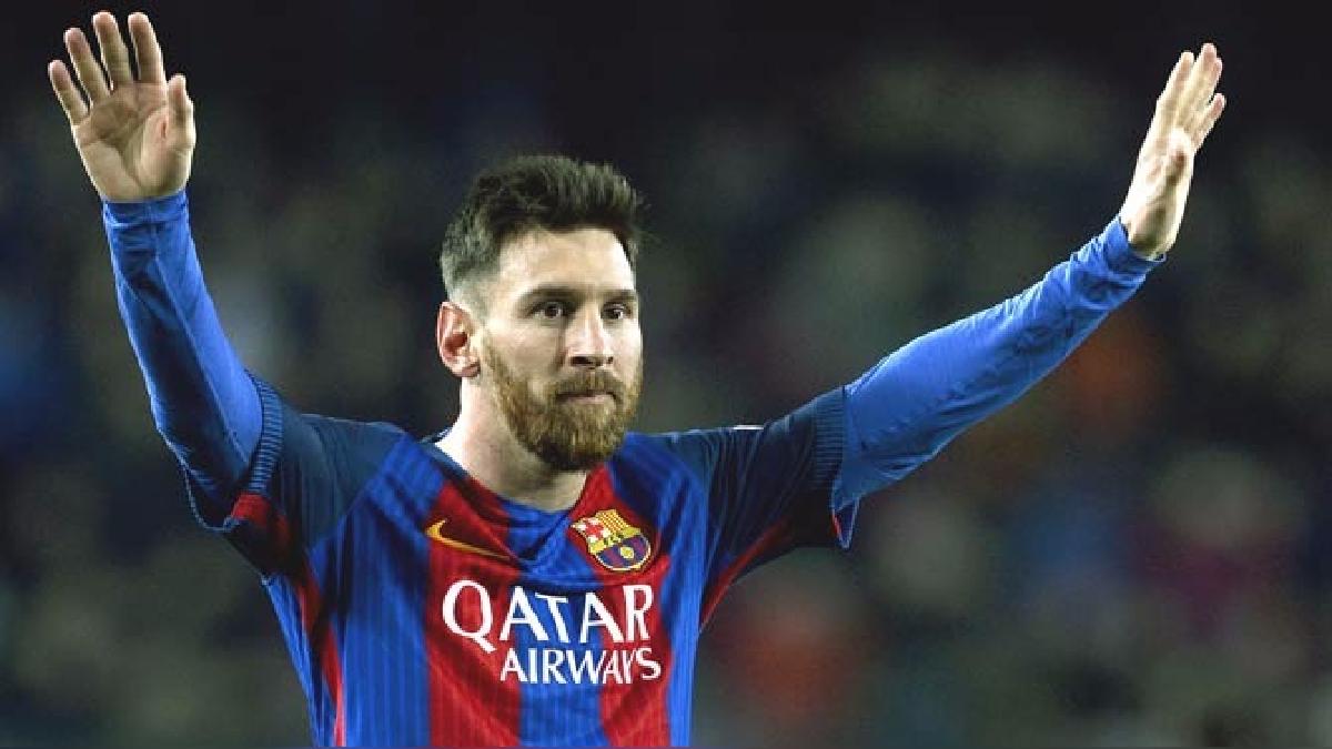 Revive los tantos de Lionel Messi al Eibar en el Camp Nou.