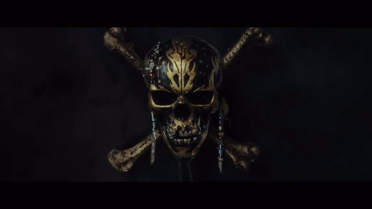 Piratas del Caribe: La Venganza de Salazar - Primer adelanto
