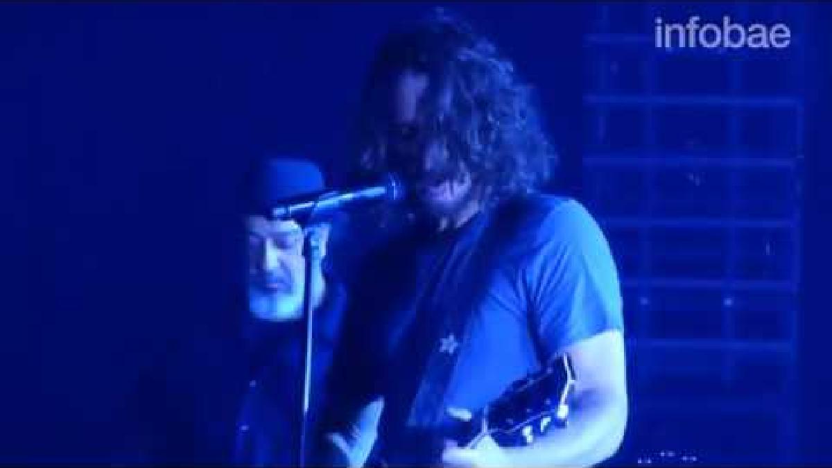 El último concierto de Chris Cornell