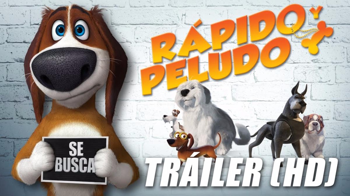 Ozzy, Rápido y Peludo - Trailer Doblado HD