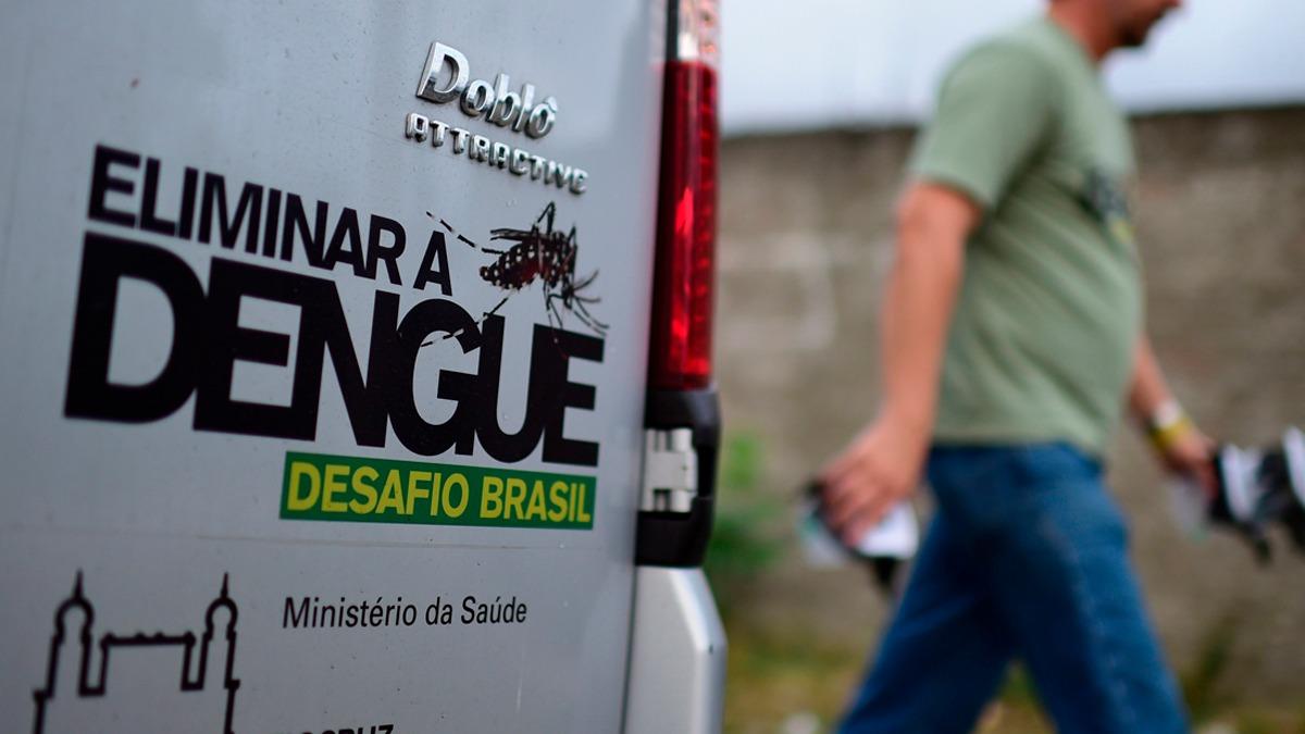 Así como el Perú, Brasil se enfrenta al dengue, una enfermedad que se ha expandido por 128 países.