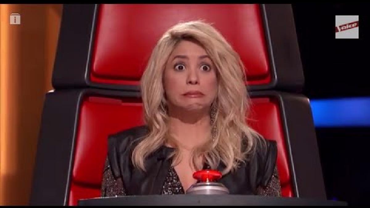 Shakira en The Voice