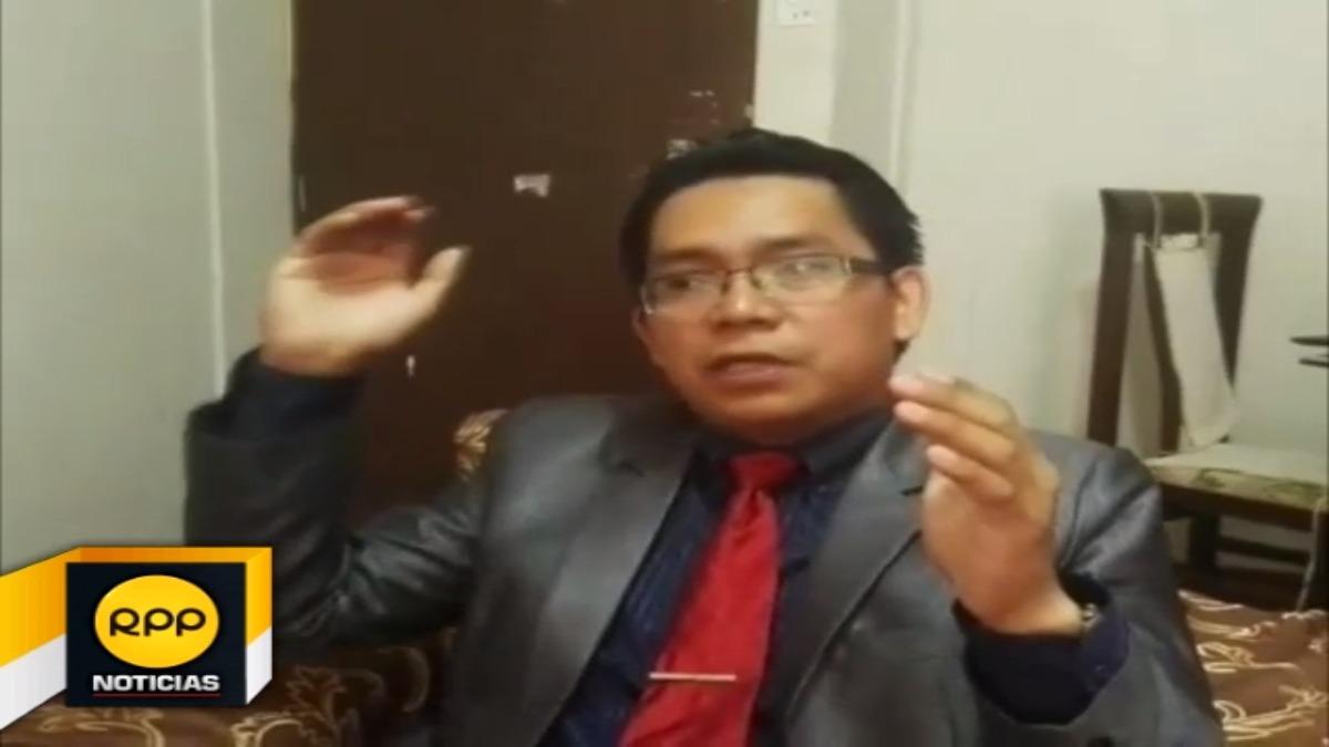 Se deben respetar los derechos humanos. No tenía derecho a asesinarlos de manera cruel, dijo Ipanaqué.