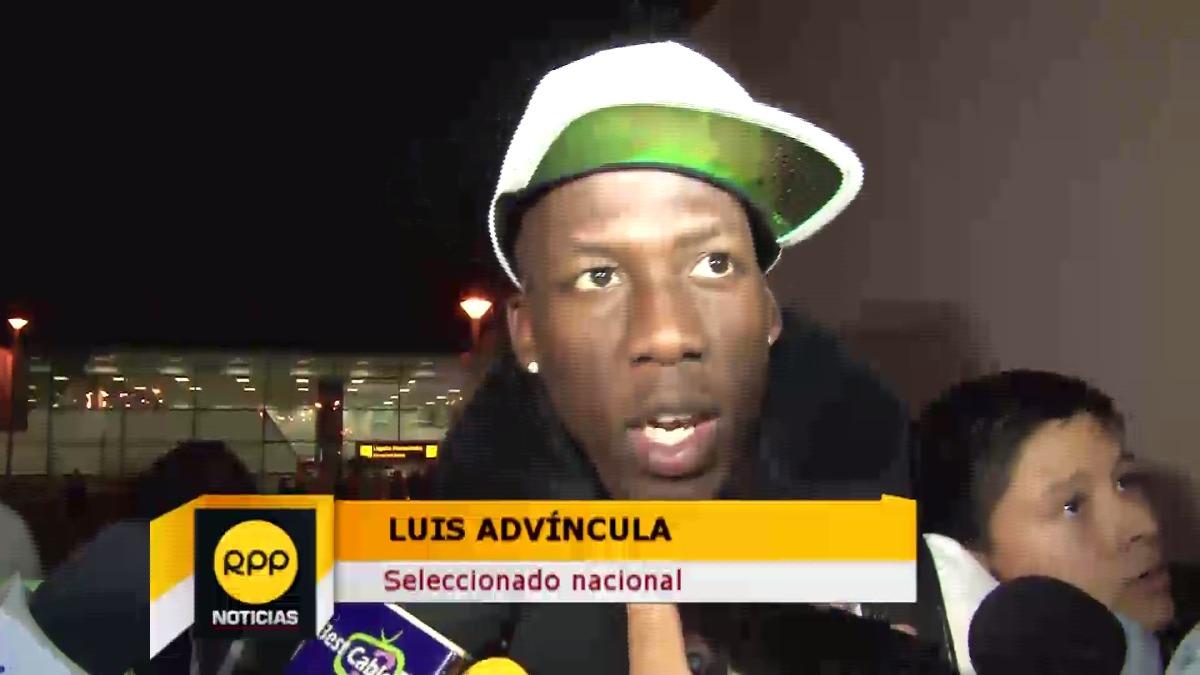 Luis Advíncula ha tenido algunos minutos en la Liga MX bajo la dirección técnica de Ricardo 'Tuca' Ferretti.