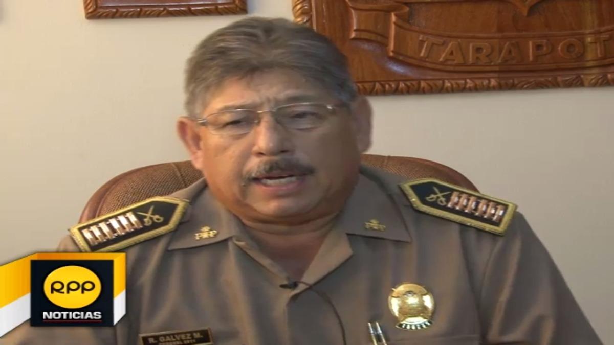 Jefe de la Policía Nacional en San Martín informó que Fernando Ruiz del Águila tiene dos denuncias del 2014 y 2015 por violencia física y psicológica.