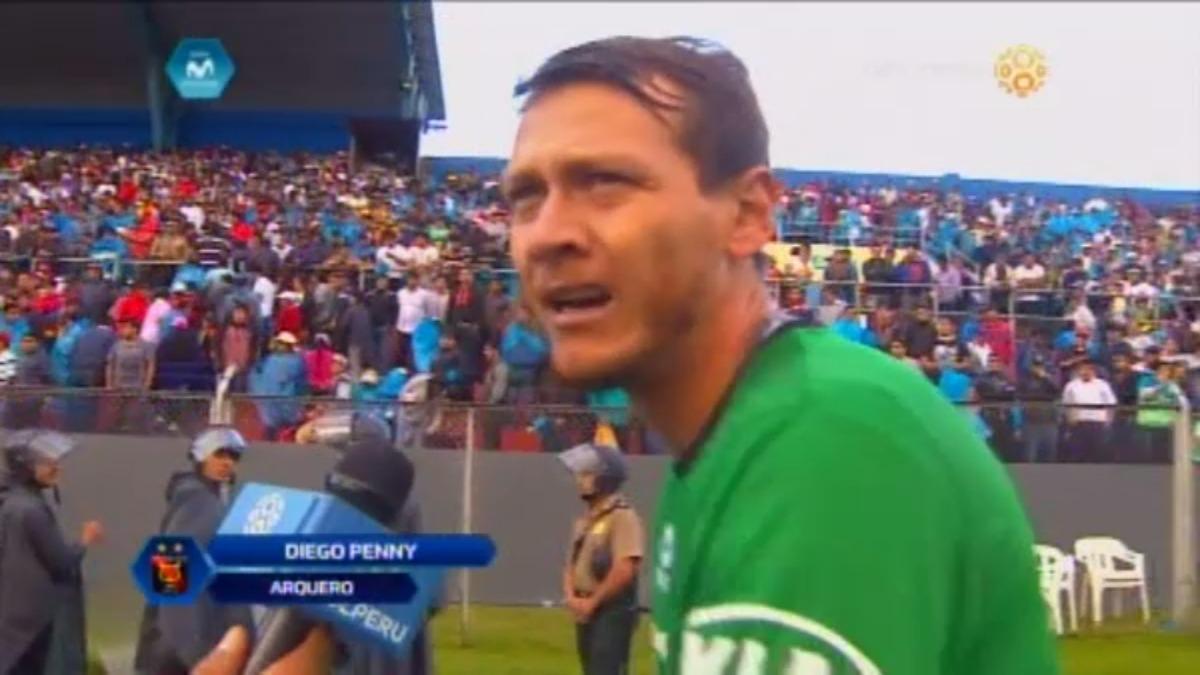 Diego Penny brindó fuertes declaraciones tras coronarse campeón del Torneo de Verano.