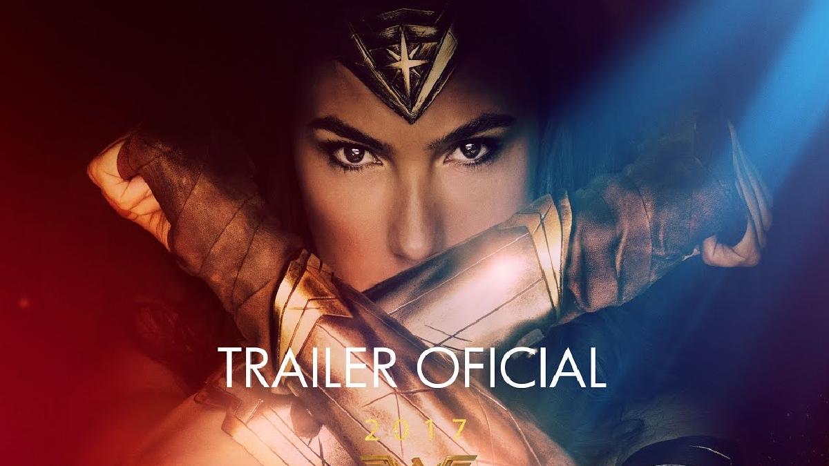 Wonder Woman - Tráiler de la película