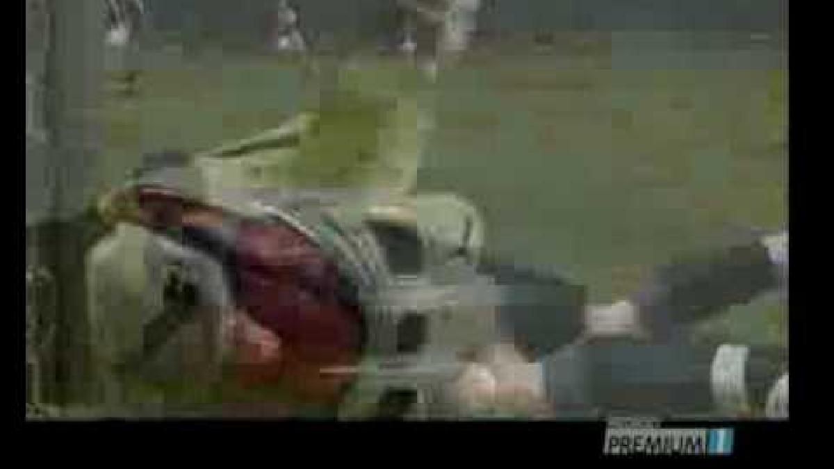 Este es el spot de PES 2008 protagonizado por Cristiano Ronaldo y Gianluigi Buffon.