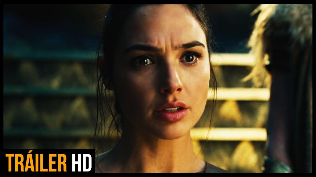 Tráiler Wonder Woman