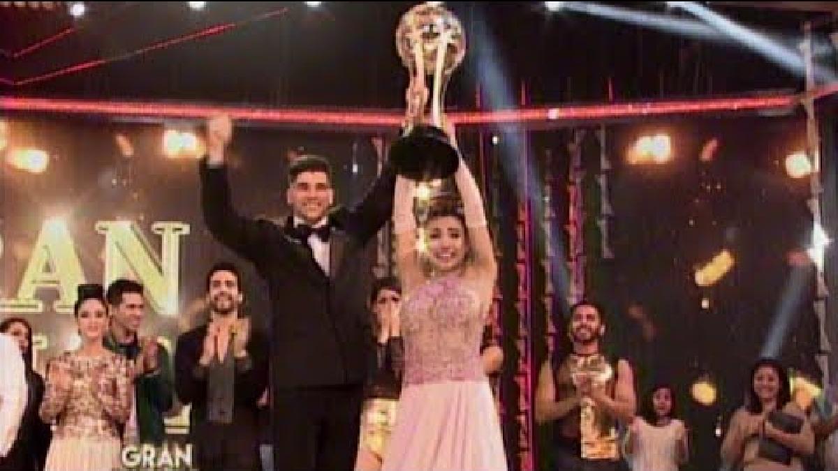 Diana Sánchez gana la primera temporada 2017 de El Gran Show.
