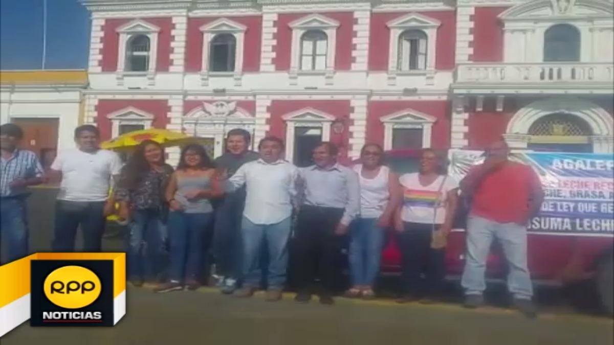 Ganaderos liberteños piden mayor apoyo de las autoridades.