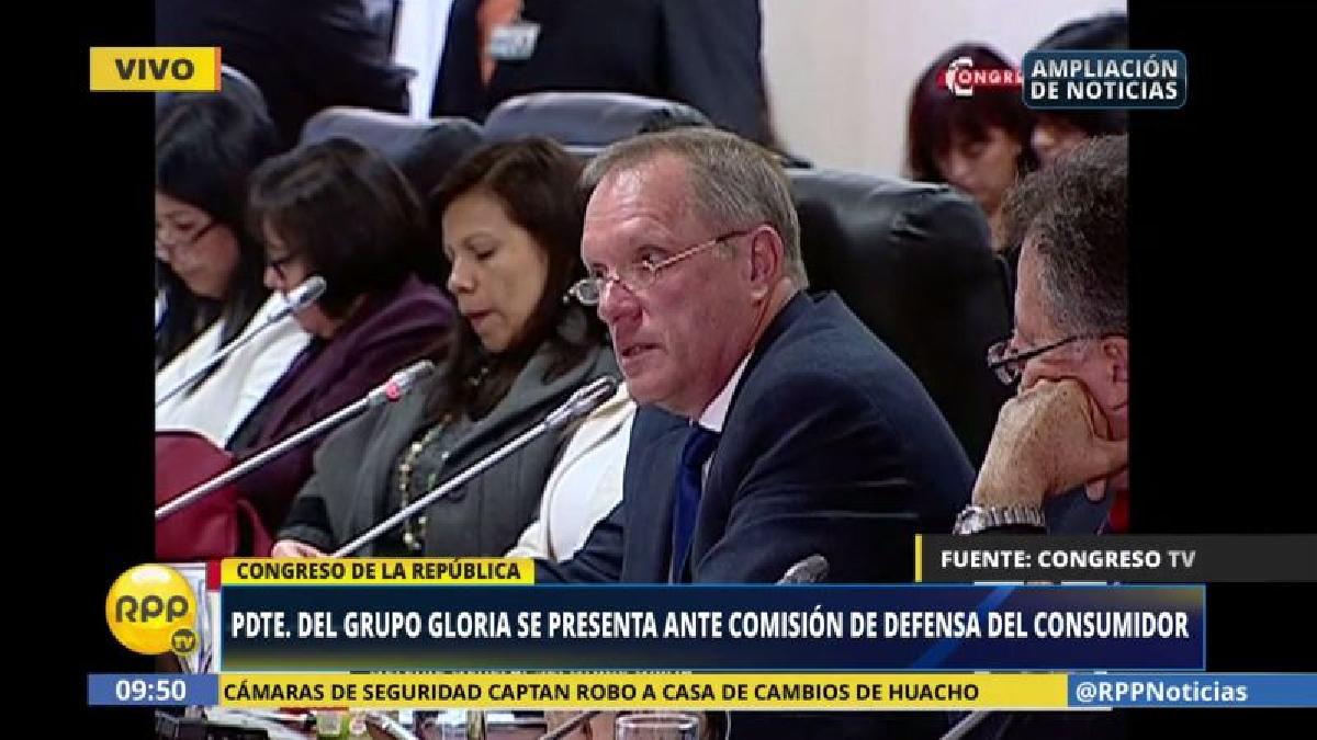 Roberto Priday aseguró que su empresa está dispuesta a colaborar con las autoridades.