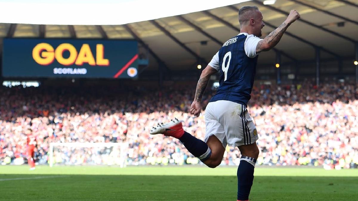 Revive el resumen y los goles del Escocia 2-2 Inglaterra.