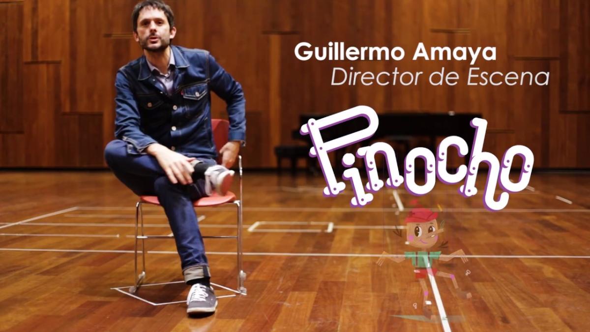 El director Guillermo Amaya nos cuenta más detalles