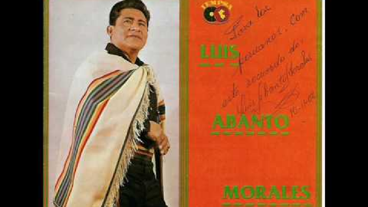 Nunca podrán - Luis Abanto Morales
