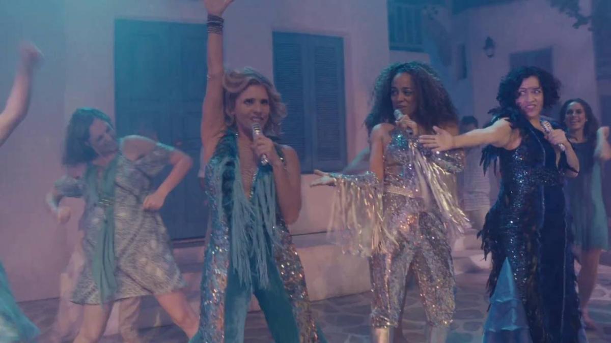 Mamma Mia! - Spot Oficial