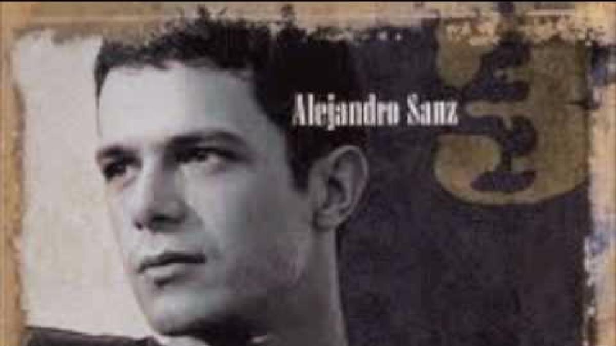 Ese que me dio vida- Alejandro Sanz