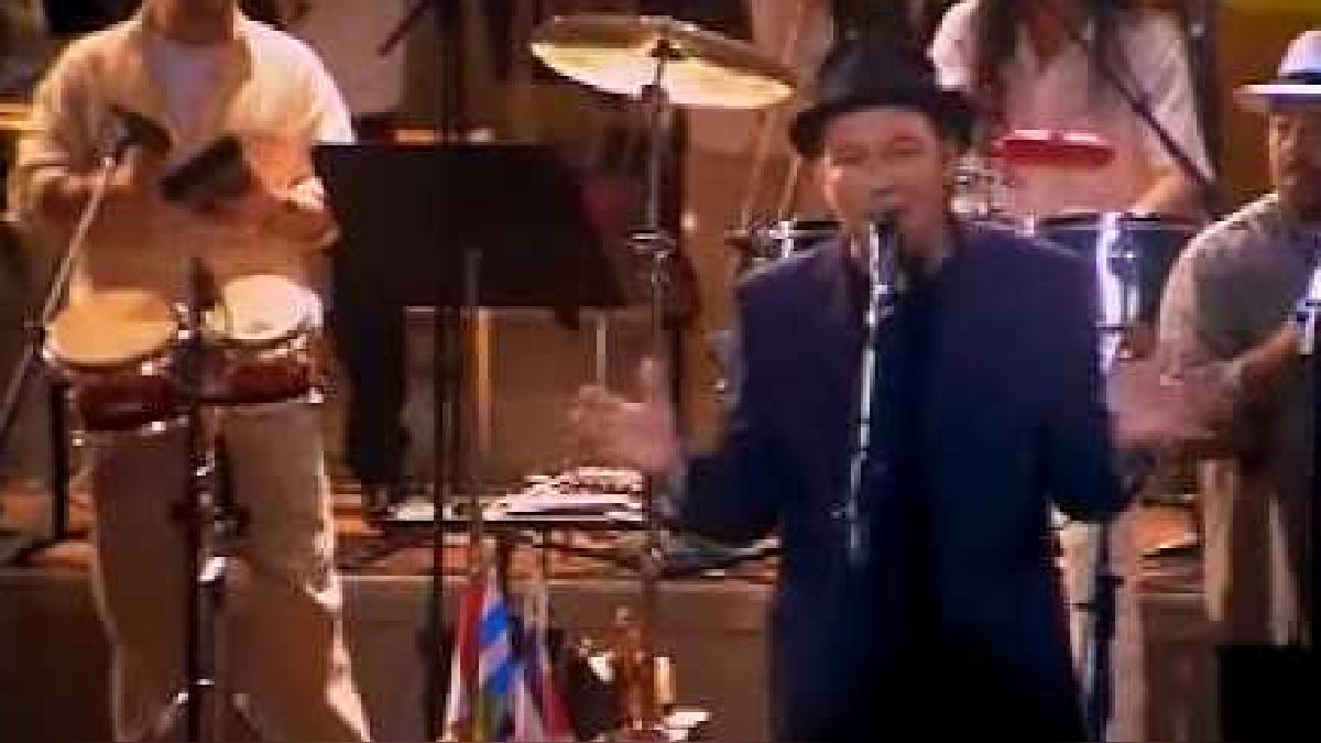 El nacimiento de Ramiro- Rubén Blades